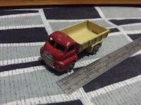 Rare Vintage Lesney matchbox Bedford 7ton Tipper - made in England Toronto, M1S