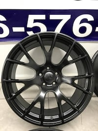 "Hellcat style wheels Black 20"" NEW IN STOCK!!!! STERLINGHEIGHTS"