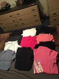 Women's workout tops all XL (11 total) Ontario, 91762