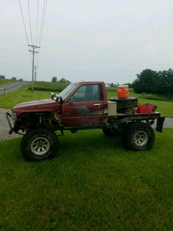 Toyota - Hilux - 1987 must sell