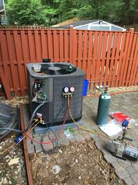 New Air Conditioner System. Help you fix it ,, Olney, 20832