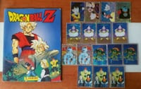 DRAGON BALL CROMOS BRILLANTES Z3 BOLA DE DRAGON