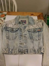Vintage jordache denim white lace Rockville, 20852