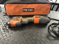 Ridgid R3031 Reciprocating Saw  6 Amp Corded w/ Ridgid Soft Case  2253 mi