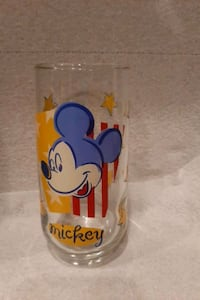 Disney Drinking Glass Forest Hill, 21050