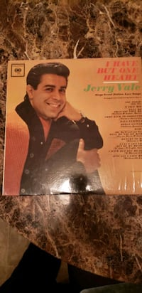 I Have But  One Heart Jerry Vale Italian Love Songs  Taylor, 48180