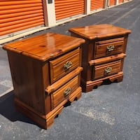 Pair of Nightstands  Woodbridge, 22191