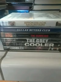 NEW DVD'S $2 each PICK UP ONLY Turlock, 95380