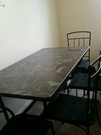 Granite dining set Frederick, 21702