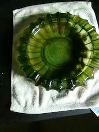 green glass bowl Joplin, 64801