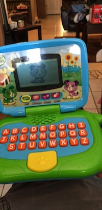 green and blue Vtech learning toy Lake Mary, 32746