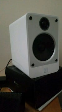 q Acoustics concept 20 bookshelf speakers Markham, L6E 1L1