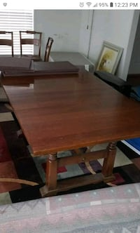 Antique Dinning Table set