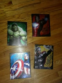 Avengers picture frames Bronx, 10462