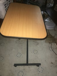 Underbed Serving/Laptop Table