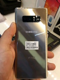 Galaxy Note8 gold 64GB / hatasız