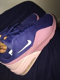 pair of purple Nike running shoes Fort George G Meade, 20755