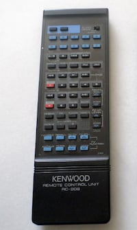Kenwood Full System Remote Control Unit RC-206 Kumandası