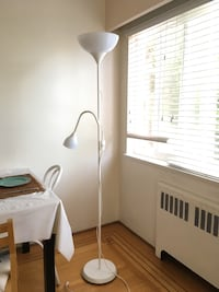 Ikea floor lamp. At Yew and 41rst street Kerrisdale Vancouver BC Vancouver, V6M 3Y3