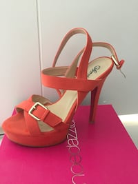 Shoe dazzle heels . Size 6.5 like new worn once  Langley, V2Y 2P9