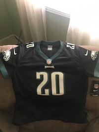 NFL Eagles Dawkins womans size small Jersey. New still have tags on it Jacksonville, 32205