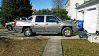 Chevrolet - Avalanche - 2002 Indian Head