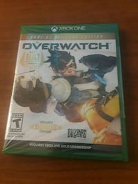 Xbox One Overwatch Game of the Year Edition Richardson, 75080