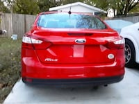 2015 Ford Focus Washington