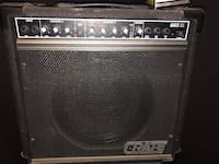 black and gray guitar amplifier New Castle, 47362