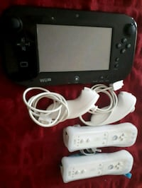 Nintendo Wii U game pad only exc cond and 2 Wii co St. Albert, T8N 0A1