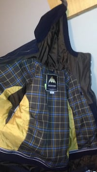 black and blue plaid button-up jacket Grande Prairie, T8W 0H5