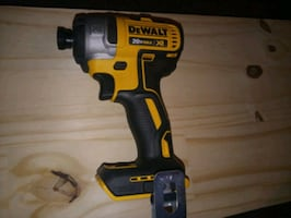 Dewalt impact driver newest driver model made with higher torque