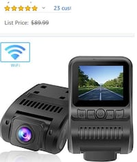 Dash Cam w/Built-in Wi-Fi, 1080P FHD with 2-inch LCD NEW 1/2 PRICE Virginia Beach