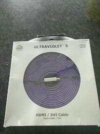 Ultraviolet 5 wireworld hdmi cable 9m Nacka, 131 71