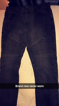 PacSun Stacked Skinny Jeans 34x32