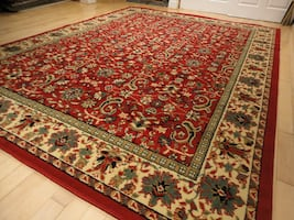 NEW Traditional Red arera rug