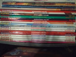 100 PLAYBOY MENS MAGS-!!- EXCELLENT CONDITION!