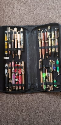 Handcrafted pens