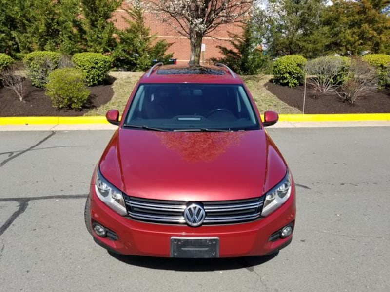 2012 Volkswagen Tiguan for sale 2