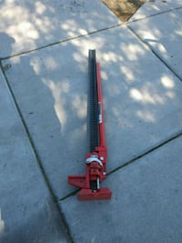 red and black metal hand tool Tucson, 85746