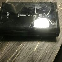 black Elgato game capture HD