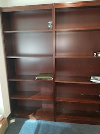 Wood Shelves - 2 Units ROCKVILLE