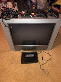 "Sega Genisis w/ 27"" TOSHIBA TV Norfolk, 23518"