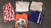 10 assorted items (clothing) 3162 km