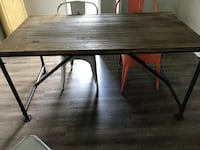 Table  Indianapolis, 46221