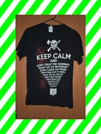 """WALKING DEAD """"KEEP CALM AND …."""" T-SHIRT Sweetwater"""