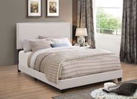 Queen bed and mattress set Los Angeles, 90744