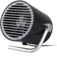 Brand New :Color You Personal Desk Fan USB Mini Table Fan with Twin Turbo Blades, 2 Speeds Wind Adjustable, with Whisper Quiet Cyclone Air for Home, Office, Outdoor Travel 圣地亚哥, 92121