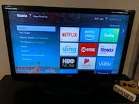 """46"""" flat screen TV w/ remote *NOT A SMART TV*  Butler County, 45011"""