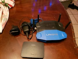 Linksys Router WRT1900AC